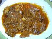 glaze meat
