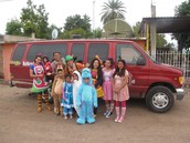 The red van made it to Sinaloa!