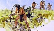 The Karankawa hunting