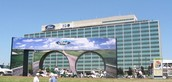 New Ford motors company building