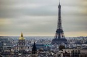 Bombing in Paris