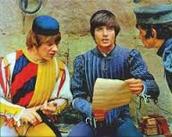 Romeo reading Capulet party list