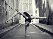 Ballet strength technique
