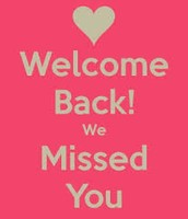 Welcome Back, Vicki!!