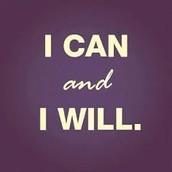 Determination: