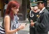 Clases de ingles para policía de turismo