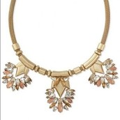 Helena Statement Necklace*