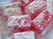 Turkish delight is yummy but if you to much of it you can't resist it.Then you will do anything to get more or eat all of it.
