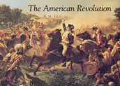 Info.about the american revolution