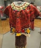 old mayan clothing