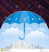 What is the ozone layer?