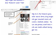 Google Docs Adds Research Feature
