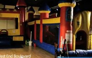 Bounce Houses and Obstacle Course