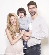 Shakira vive en...