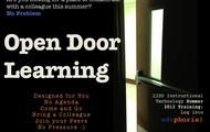 Open Door Learning