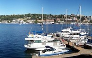 Views of Lake Union!