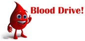 Blood Drive-April 7th