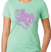 Lone Star Spirit Shirts