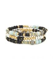 Artisan Stretch Bracelets, Reg $49, Now $25