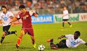 Vietnam Soccer Team
