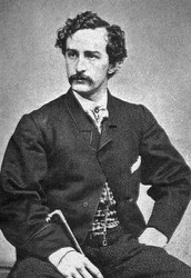 """John Wilkes Booth awoke depressed."""