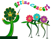 Spring concert: Wed, 25 May @ 8:30am