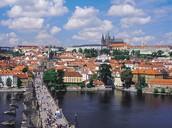 Czech Republic's capitol Prague