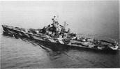 World War II Battleship