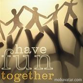Belajar Bersama,Berbagi dan Bersenang Senang!