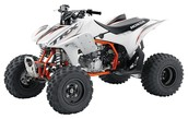 Where can you ride four wheelers?