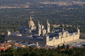 The Monastery of san lorenzo de el escorial