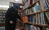 Rebuilding Alia's library