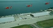 Coast gaurd base