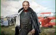 Portrait of von Richthofen