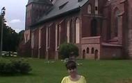 Я на фоне Кафедрального собора