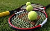 Le tennis!