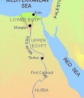 The Map of the Nile