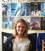 D.C.'s Newseum Institute names Isabelle Robles Iowa's Free Spirit Scholarship winner