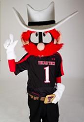 Texas Tech University Mascot, The Masked Raider