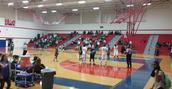 Boys Basketball Victory