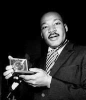 MLK and his Noble Peace Prize
