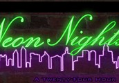 Come get your Ticket for our Neon Night !