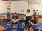Thinking about our reading