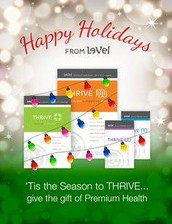 Hi my name is Amy Kennedy and I am a Brand Promoter with Le-Vel and the Thrive Experience.