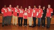 Chiefs Ambassadors Surprise North Freshman