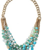 Maldives Statement Necklace