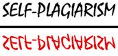 Self-Plagarism