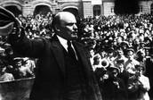Vladimir Lenin's Bolshevik Party Seize Power- November, 1917