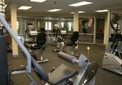 Fitness Center & Free Wi-Fi