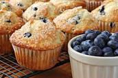Muffins for Mom--September 21st